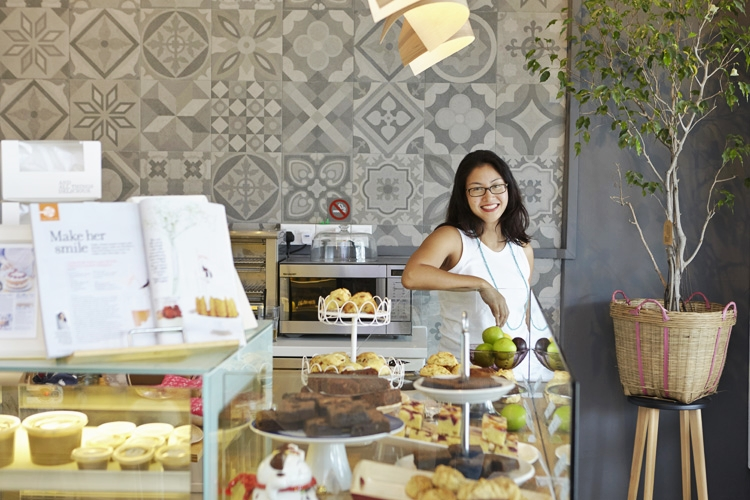 And All Things Delicious' owner Dewi Imelda Wadhwa