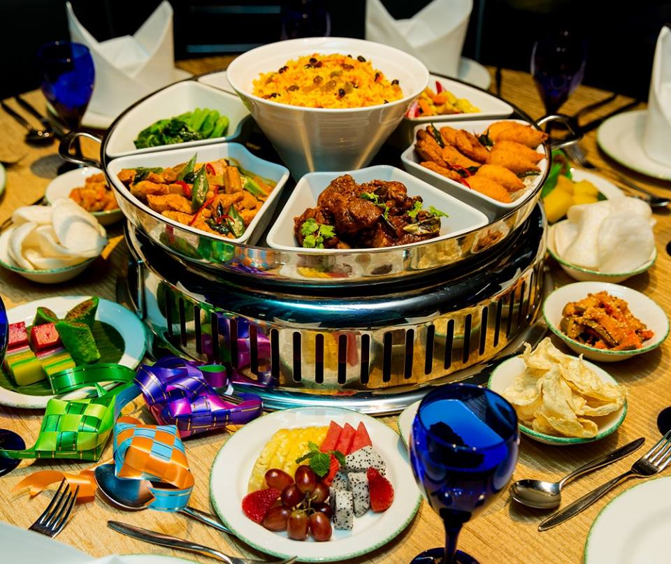 Crowne Plaza Changi Airport Ramadan 2016 buffet