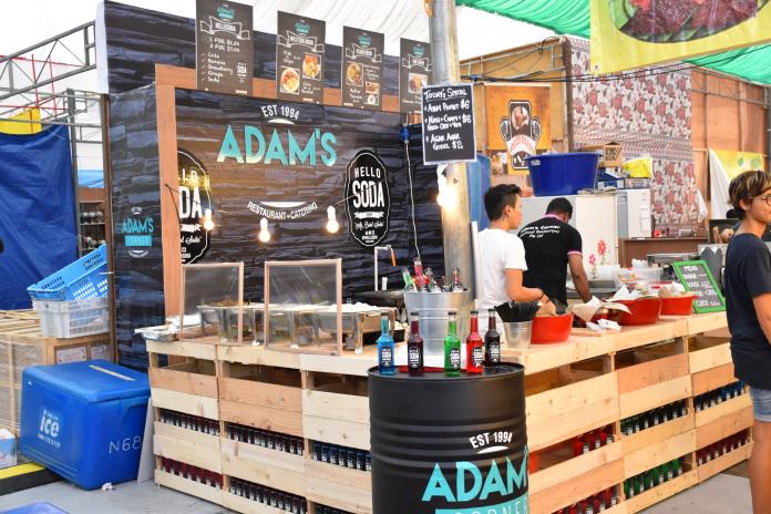 Adam's Corner Ramadan Bazaar
