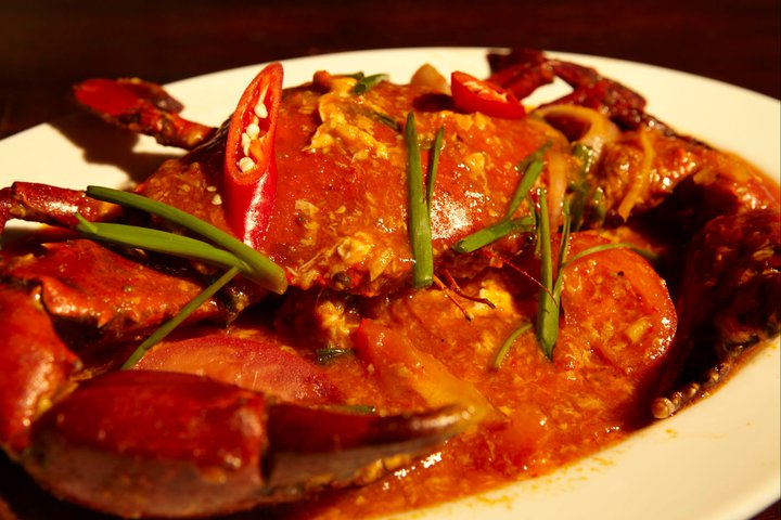Gurame halal seafood restaurant Singapore