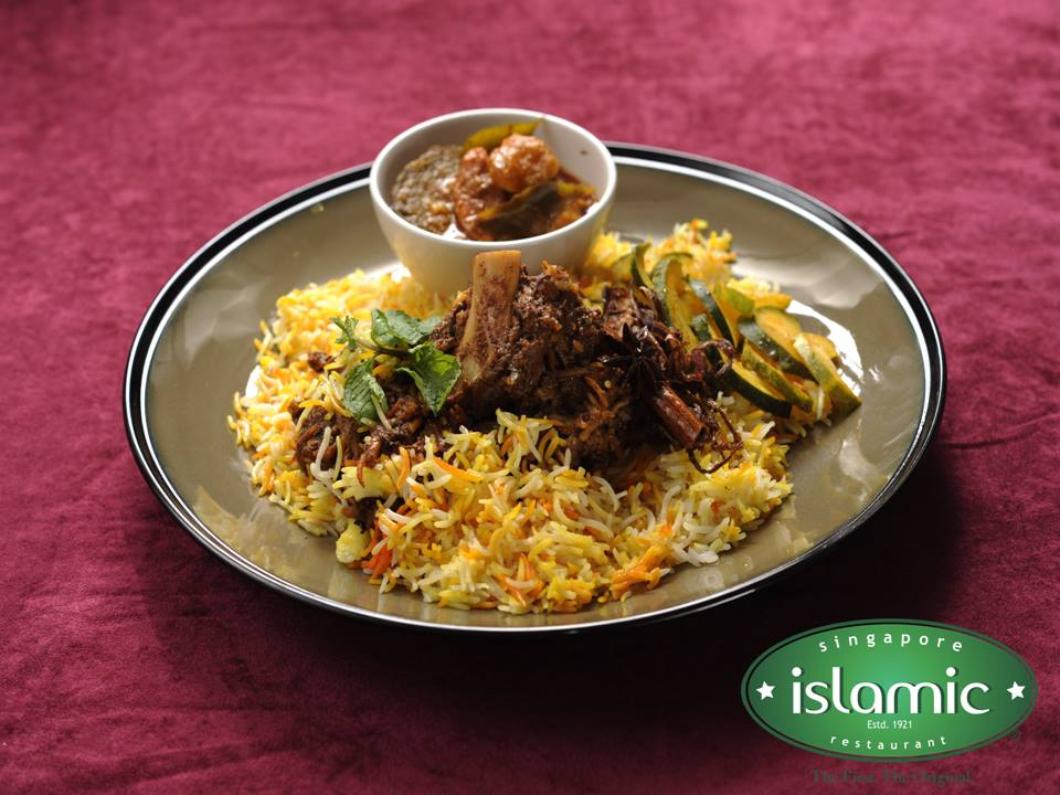Iftar delivery Islamic Restaurant