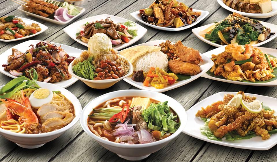 Penang St Buffet Ramadan 2016