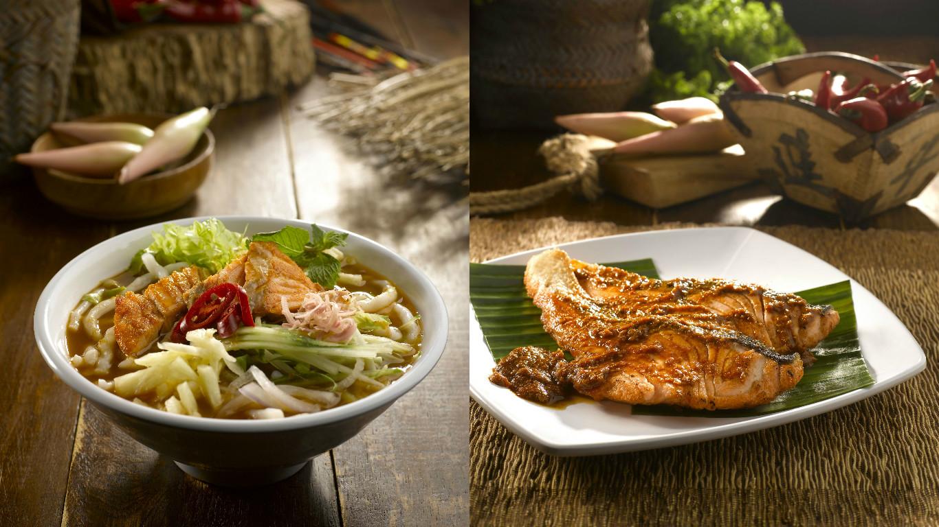 Salmon Penang Culture