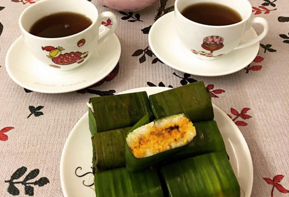 Eiding the Feast 2016 ratu lemper
