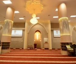 Refurbished Al-Falah Mosque