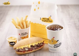 Yellow Submarine Cheesesteaks (Toa Payoh)