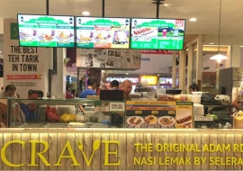 Crave (City Square)