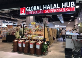 My Outlets Global Halal Hub
