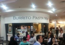Burrito Pasta Maria restaurant Singapore