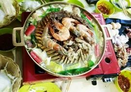 Halal mookata Singapore Sedap Thai