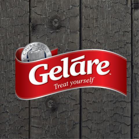 Gelare logo