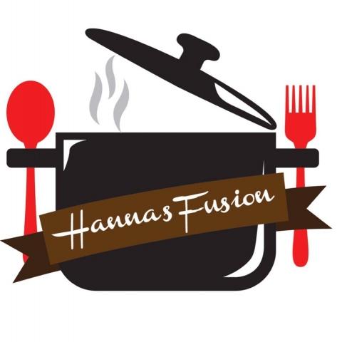 Hanna's Fusion & Japanese logo