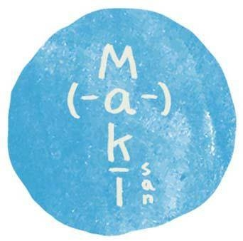 Maki-San logo