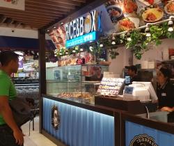 Halal restaurants at White Sands