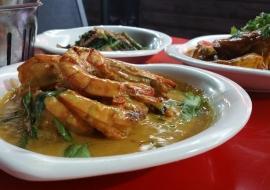 Enak Enak Hong Kong Tea House halal seafood Singapore