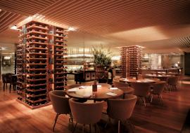 Hotel buffet restaurant Straits Kitchen