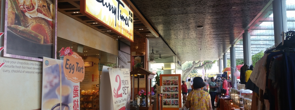 Halal restaurants in Geylang Serai